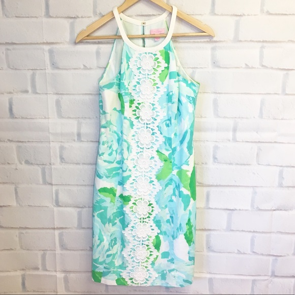 68dc60a6665d1e Lilly Pulitzer Dresses & Skirts - Lilly Pulitzer First Impression Pearl  Shift Dress
